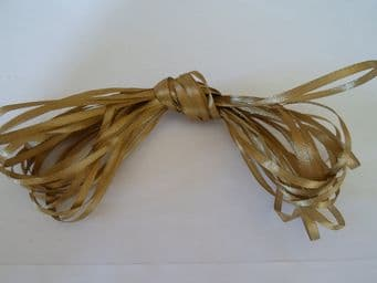 Light Gold Satin ribbon Double sided 3mm 7mm 10mm 15mm 25mm 38mm 50mm Roll Bow